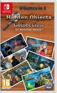 hidden objects collection retail nintendo switch cover www.limitedgamenews.com