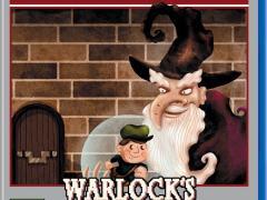 warlock's tower retail red art games ps4 cover www.limitedgamenews.com