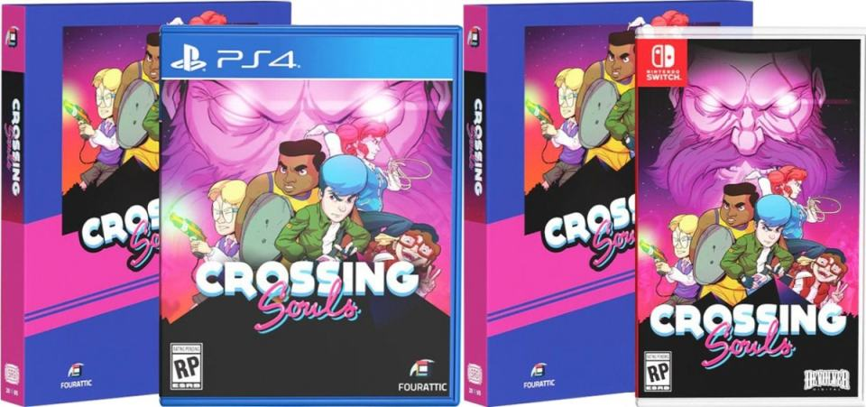 crossing souls retail special reserve games ps4 reserve switch reserve playstation 4 nintendo switch cover www.limitedgamenews.com