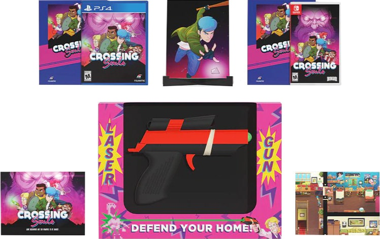crossing souls retail special reserve games signature edition playstation 4 nintendo switch cover www.limitedgamenews.com