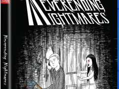 neverending nightmares retail release limited run games ps4 cover www.limitedgamenews.com