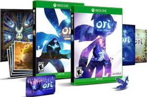 ori and the blind forest and the will of wisps collectors edition retail release iam8bit xbox one cover www.limitedgamenews.com