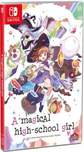 a magical high-school girl retail strictly limited games nintendo switch cover www.limitedgamenews.com