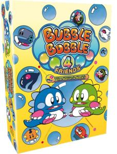 bubble bobble 4 friends the baron is back collectors edition retail strictly limited games playstation 4 cover www.limitedgamenews.com