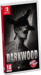 darkwood retail release super rare games nintendo switch cover www.limitedgamenews.com