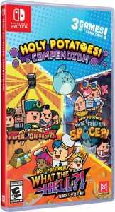 holy potatoes compendium standard edition retail pm studios nintendo switch www.limitedgamenews.com