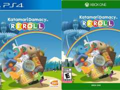 katamari damacy reroll retail release xbox one playstation 4 cover www.limitedgamenews.com