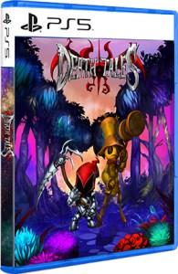 death tales physical retail release arcade distillery playstation 5 cover www.limitedgamenews.com