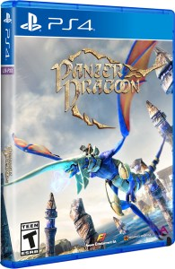 panzer dragoon remake physical retail release standard edition limited run games playstation 4 cover www.limitedgamenews.com