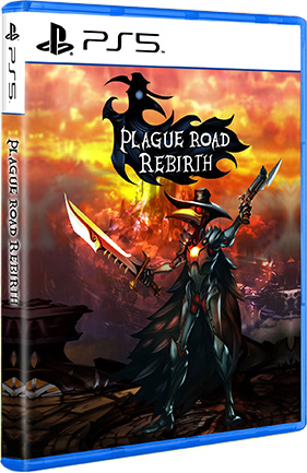 plague road rebirth physical retail release arcade distillery playstation 5 cover www.limitedgamenews.com