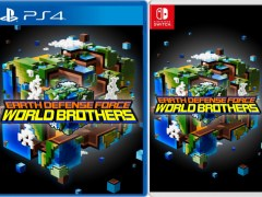 earth defense force world brothers physical retail release asia multi-language playstation 4 nintendo switch cover www.limitedgamenews.com
