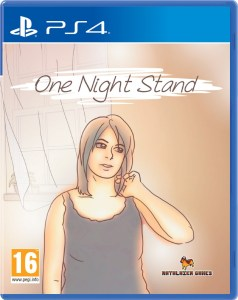 one night stand physical retail release red art games playstation 4 cover www.limitedgamenews.com