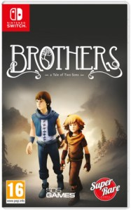 brothers a tale of two sons physical retail release super rare games nintendo switch cover www.limitedgamenews.com