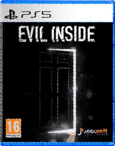 evil inside physical retail release ultra collectors playstation 5 cover www.limitedgamenews.com