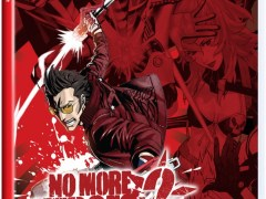 no more heroes 2 desperate struggle physical retail release standard edition nintendo switch cover www.limitedgamenews.com