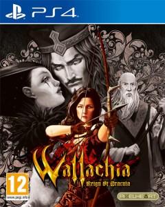 wallachia reign of dracula physical retail release pixelheart playstation 4 cover www.limitedgamenews.com