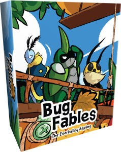 bug fables physical retail release collectors edition limited run games playstation 4 nintendo switch cover www.limitedgamenews.com