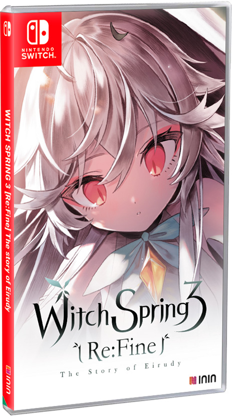 witchspring 3 re fine the story of eirudy physical retail release standard edition inin games nintendo switch cover www.limitedgamenews.com