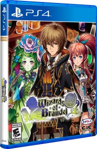 wizards of brandel physical retail release limited run games playstation 4 cover www.limitedgamenews.com