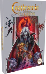 castlevania anniversary collection physical retail release classic edition limited run games nintendo playstation 4 nintendo switch cover www.limitedgamenews.com