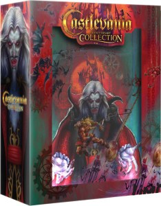 castlevania anniversary collection physical retail release ultimate edition limited run games nintendo playstation 4 nintendo switch cover www.limitedgamenews.com