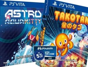 coupon play asia astro aqua kitty takotan physical retail release limited edition eastasiasoft playstation vita cover www.limitedgamenews.com