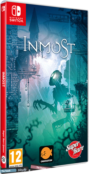 inmost physical retail release super rare games nintendo switch cover www.limitedgamenews.com