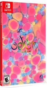 pixeljunk eden 2 standard edition physical retail release q-games nintendo switch cover www.limitedgamenews.com