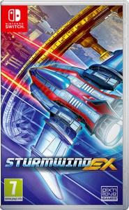 sturmwind ex physical retail release pix n love nintendo switch cover www.limitedgamenews.com