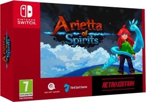 arietta of spirits physical retail release retro red edition nintendo switch cover www.limitedgamenews.com