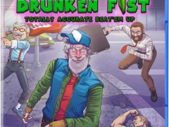 drunken fist totally accurate beat em up physical retail release vgny soft eastasiasoft playstation 5 cover www.limitedgamenews.com