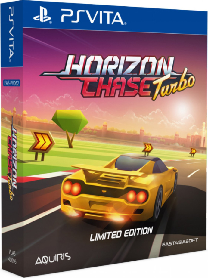 horizon chase turbo limited edition physical retail release asia english multi-language eastasiasoft playstation vita cover www.limitedgamenews.com
