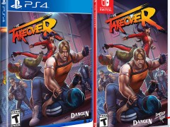 the takeover physical retail release standard edition limited run games playstation 4 nintendo switch cover www.limitedgamenews.com