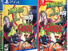 zombies ate my neighbors ghoul patrol physical retail release standard edition playstation 4 nintendo switch cover www.limitedgamenews.com