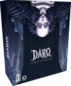 darq complete edition collectors edition physical retail release unfold games playstation 4 playstation 5 nintendo switch cover www.limitedgamenews.com