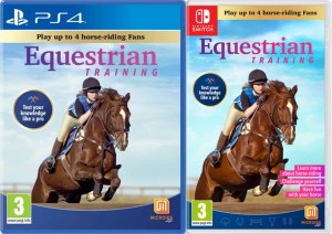equestrian training physical retail release europe playstation 4 nintendo switch cover www.limitedgamenews.com
