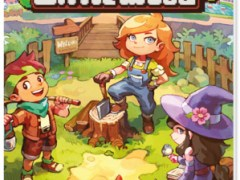 littlewood physical retail release super rare games nintendo switch cover www.limitedgamenews.com