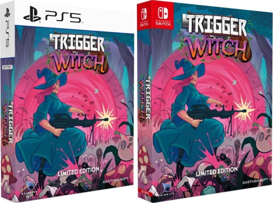 trigger witch limited edition physical retail release asia multi-language eastasiasoft playstation 5 nintendo switch cover www.limitedgamenews.com