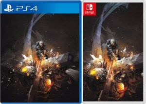 ultra age physical retail release asia multi-language playstation 4 nintendo switch cover www.limitedgamenews.com