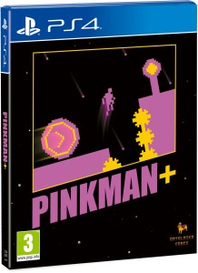 pinkman+ physical retail release red art games playstation 4 cover www.limitedgamenews.com