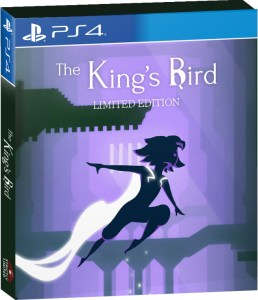 the kings bird limited edition physical retail release strictly limited games playstation 4 cover www.limitedgamenews.com