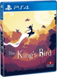 the kings bird standard edition physical retail release strictly limited games playstation 4 cover www.limitedgamenews.com