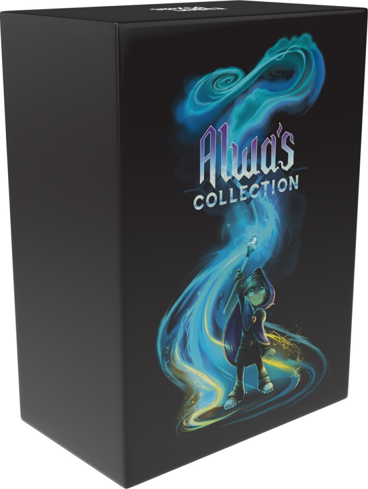 alwas collection limited edition physical retail release limited run games playstation 4 nintendo switch cover www.limitedgamenews.com
