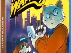 inspector waffles physical retail release red art games playstation 4 cover www.limitedgamenews.com