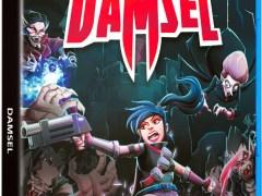 damsel physical retail release red art games playstation 4 www.limitedgamenews.com