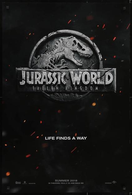 Jurassic World: Fallen Kingdom : jurassic, world:, fallen, kingdom, Jurassic, World:, Fallen, Kingdom, Sheet, Movie, Posters, Limited
