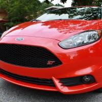 2014 Ford Fiesta ST: Short Drive