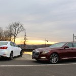 New Old Hyundai Genesis Vs Lexus Gs350 Limited Slip Blog