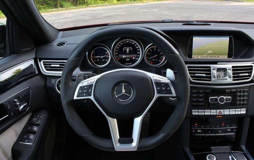 Mercedes E63 S AMG Wagon 14