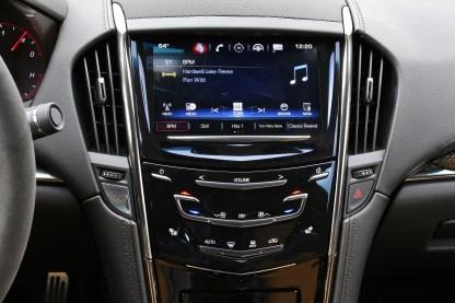 2016 Cadillac ATS-V Interior 5